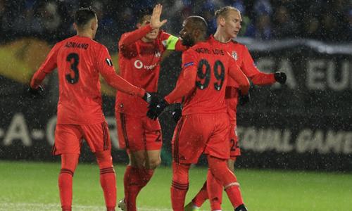 Sarpsborg 2 - 3 Beşiktaş Uefa Şampiyonlar Ligi Maç Özeti