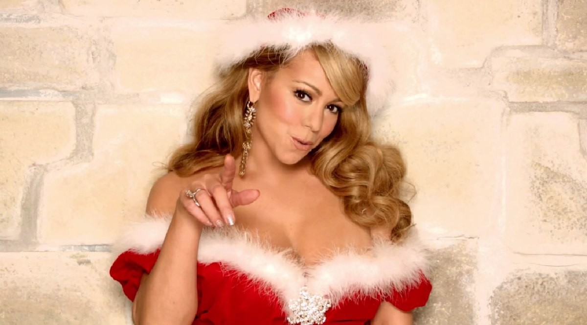 Mariah Carey - All I Want For Christmas Is You ?