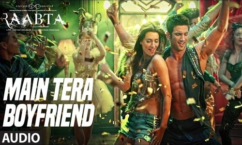 Main Tera Boyfriend Full Video  Raabta