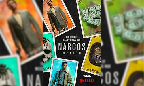 Narcos Mexico 1. Sezon 5. Bölüm İzle