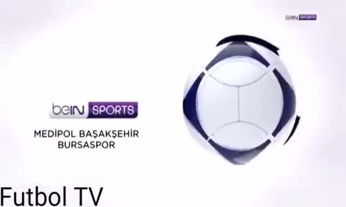 Başakşehir 1-0 Bursaspor • Maç Özeti