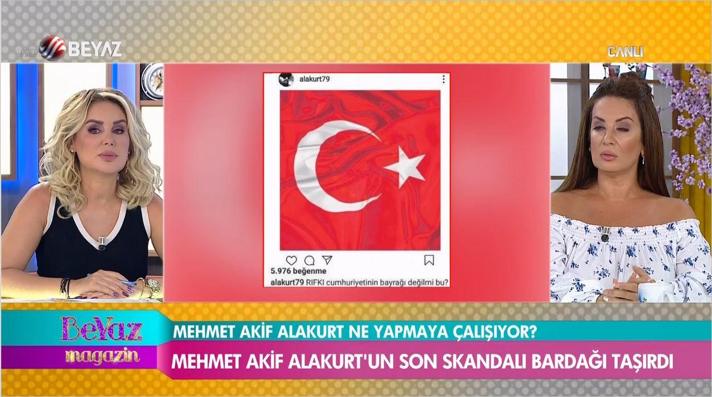 Böyle Rezalet Görülmedi - Mehmet Akif Alakurt Bardağı Taşırdı