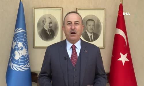 Bakan Çavuşoğlu- 'PKK'nın 13 masum insanı öldürmesine dünya yine sessiz kaldı'