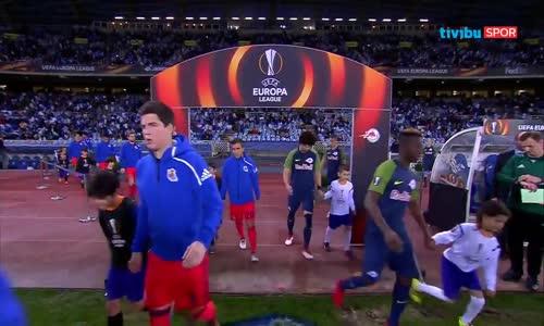Real Sociedad 2 - 2 Salzburg - UEFA Avrupa Ligi Maç Özeti