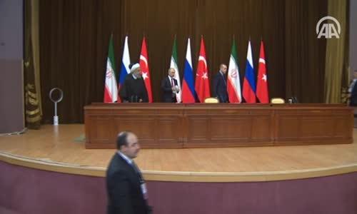 Cumhurbaşkanı  Terörist Unsurların Süreçten Dışlanması Önceliğimiz