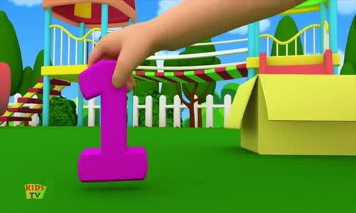 Numara Şarkı - Toddlers İçin Çizgi Filmler - Çocuklar İçin Tekerlemeler