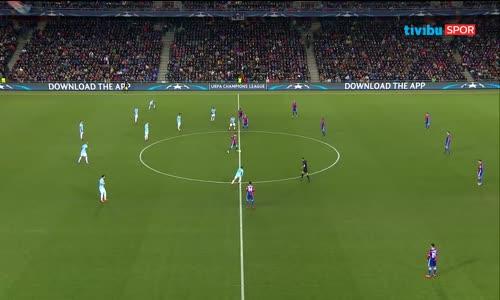 Basel 0 - 4 Manchester City - UEFA Şampiyonlar Ligi Maç Özeti