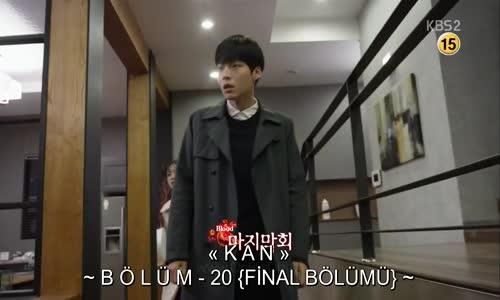 Blood 1. Sezon 20. Bölüm İzle - Kore Dizileri