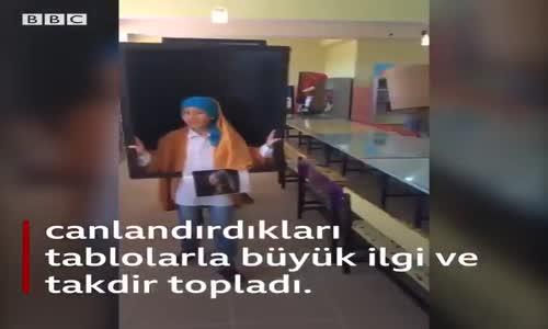 Bitlis Tatvan Van Gölü Ortaokulu Öğrencileri