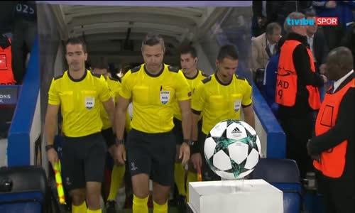 Chelsea 3-3 Roma  UEFA Şampiyonlar Ligi C Grubu Maç Özeti