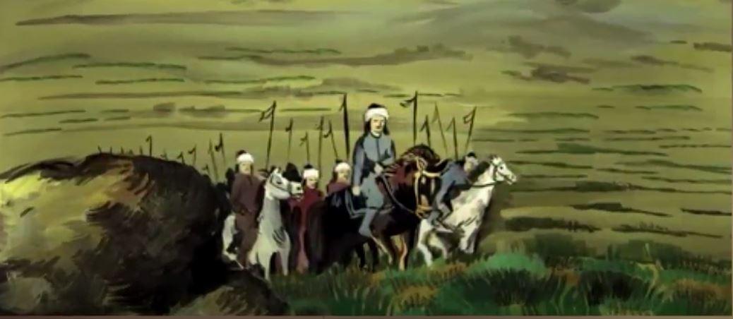 İslam Öncesi Oğuz Kağan Destanı