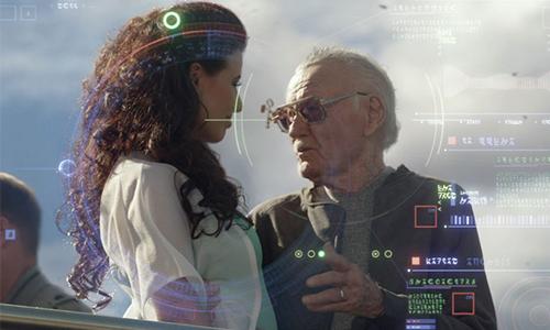 Stan Lee'nin Filmlerde ki Tüm Sahneleri (1922 - 2018) R.I.P.