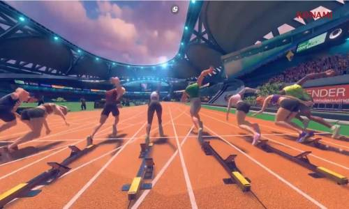 HYPER SPORTS R coming to the Nintendo Switch