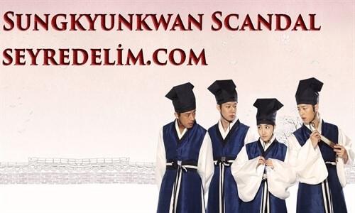 Sungkyunkwan Scandal 6.Bölüm İzle