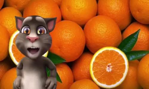 Tom'un Çocuk Şarkıları - Portakalı Soydum Başucuma Koydum