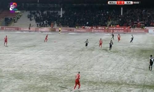 Boluspor 1 - 1 Beşiktaş Geniş Maç Özeti 20.12.2016