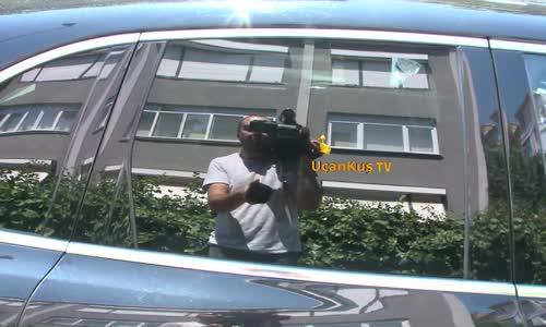 Demet Şener Muhabirlere Kapı Kapattı