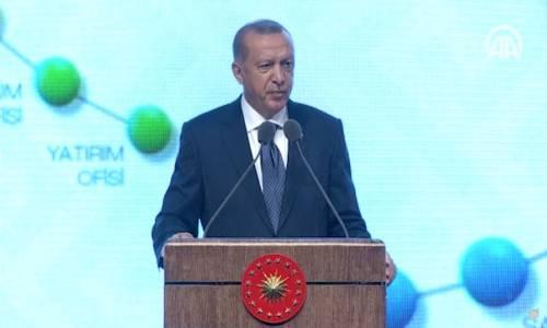 Cumhurbaşkanı Erdoğan 100 Günlük İcraat Programı'nı Açıkladı