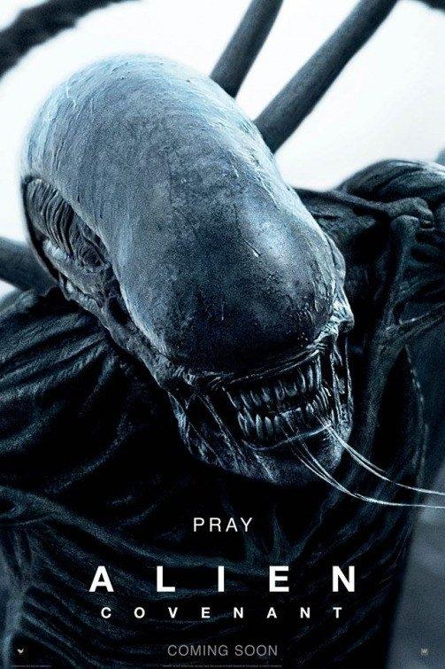 Yaratık Covenant - Alien Covenant Yabancı Film Türkçe Dublaj Hd İzle