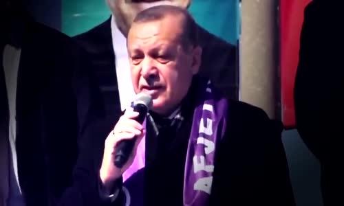 Erdoğan Sizi Uyarmıştık Sınırlarımızı Da Haddinizi Aşmayacaktınız