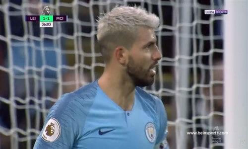 Leicester City 2 - 1 Man. City Maç Özeti