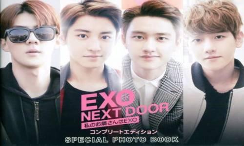 Exo Next Door 10. Bölüm İzle