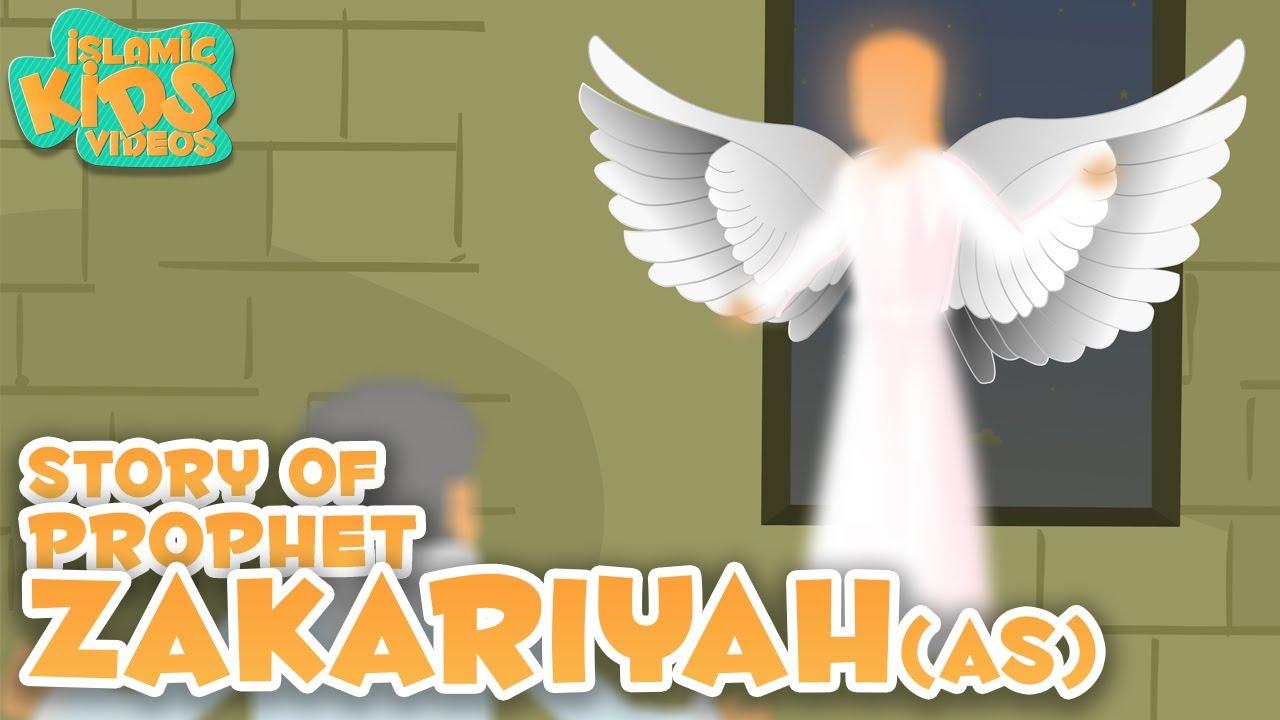 Hz.Zekeriya'nın Hayatı (Animasyon)