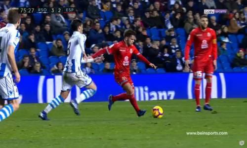 Real Sociedad 3 - 2 Espanyol Maç Özeti İzle
