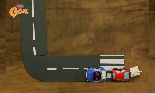 Sürpriz Kutusu - Çarpışmayan Arabalar