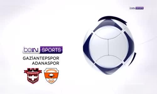 Gaziantepspor: 1 - Adanaspor: 0