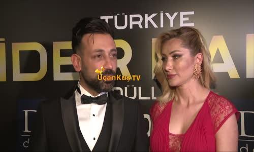 Sinan Çalışkanoğlu Ödül Töreninde - Lider Marka Ödülleri