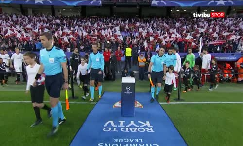 Sevvilla 1-2 Bayern Münih - UEFA Şampiyonlar Ligi Maç Özeti