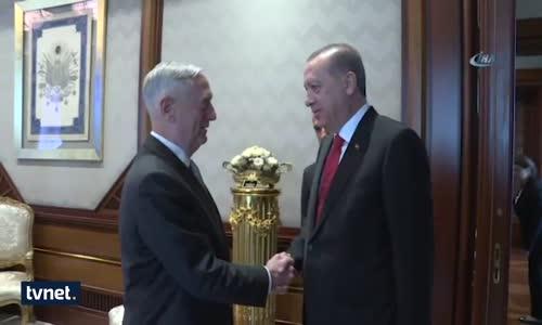 Erdoğan, Abd'nin Ypg'ye Desteğinden Duyulan Rahatsızlığı Anlattı