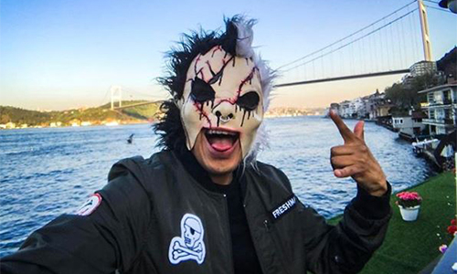 DJ BL3ND Türkiye'de Vlog Çekerse
