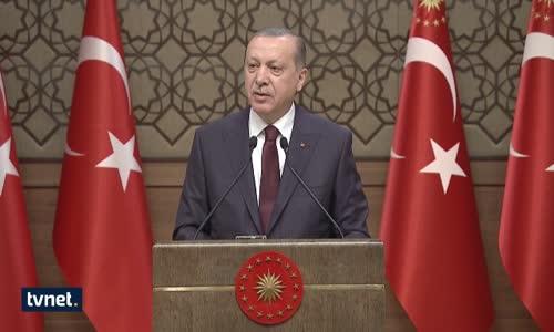 Erdoğan'dan Gazilere Yapılan Saldırıya Çok Sert Tepki