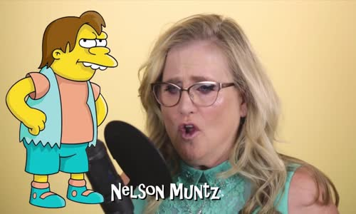 The Simpsons'ın Sesi Nancy Cartwright