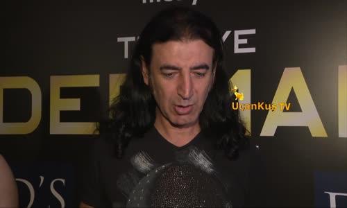 Murat Kekilli Lider Marka Ödülleri Gecesi'nde