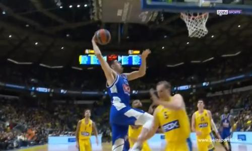 Maccabi FOX Tel Aviv 81  -  76 Buducnost Basketbol Özeti İzle