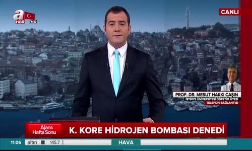 Kuzey Kore'nin Füze Denemeleri Türkiye'yi Nasıl Etkiler