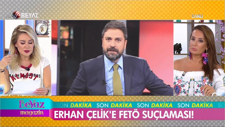 Erhan Çelik Fetö'den Gözaltına Alındı İddiası