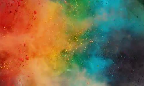 Renklerin Keyif Veren Görüntüsü