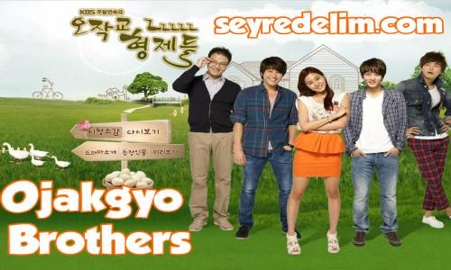 Ojakgyo Brothers 50. Bölüm İzle