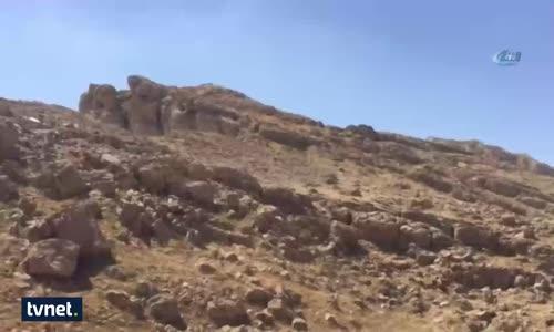 Kato Dağı'ndaki Karadenizli  Bu Kez Askerlerle Piknik Yaptı
