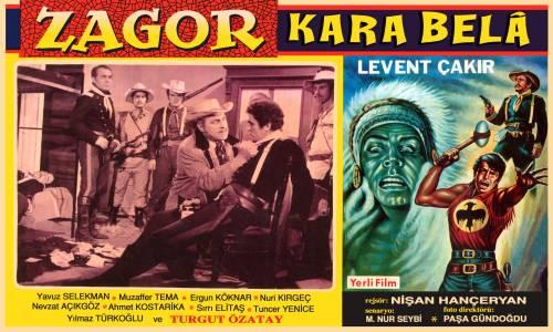 Zagor Kara Bela 1971 Türk Filmi Izle Seyredelimcom