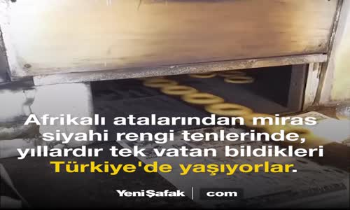 İzmirli  Afro Türkler