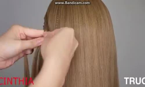 Açık Saç Modeli