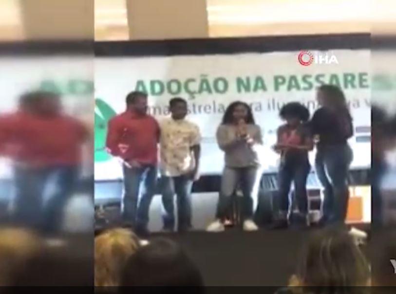 Brezilya'da İnsanlıktan Utandıran Görüntüler