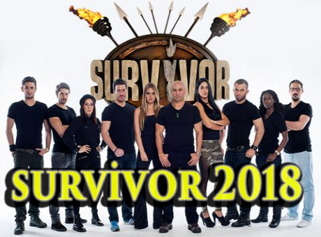 Survivor 2018 Kadrosu ( All Star )