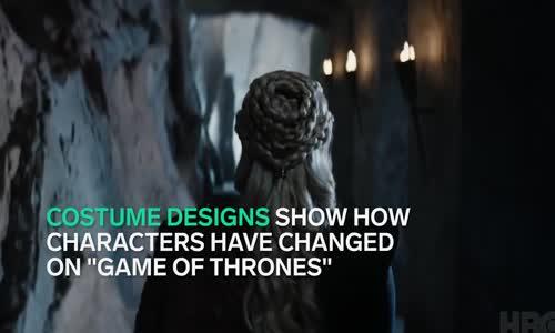 Game of Thrones'un Efsane Karakterlerinin Kıyafetleri Zaman İçinde Nasıl Değişti?