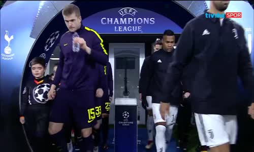 Juventus 2 - 2 Tottenham  UEFA Şampiyonlar Ligi